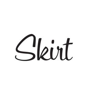 identities - Skirt