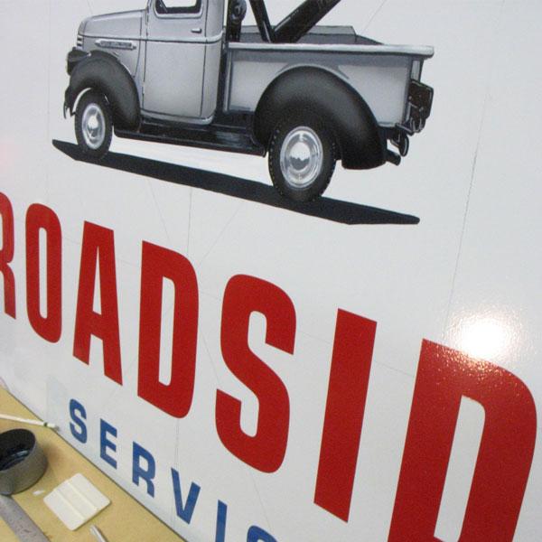 Signage - Roadside Signage