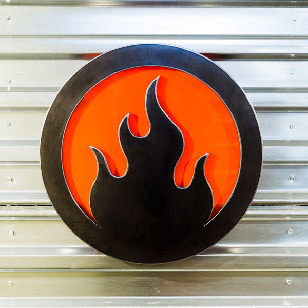 Signage - Creative Fire