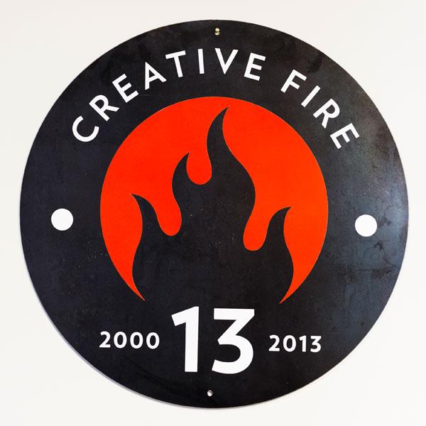 Signage - Creative Fire